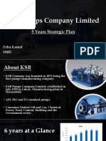 KSB Pumps Company Limited