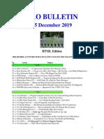 Bulletin 191215 (HTML Edition)
