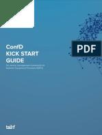 ConfD Kick Start Guide