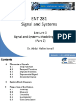 Lecture 3 - Signal and System Modelling (2).pptx