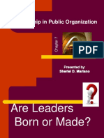 Ch 7 leadership in public administration.ppt