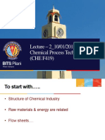 CPT Lecture2 Structure of Chemical Industry 2019