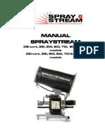 Manual turbine
