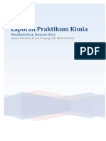 Laporan Praktikum Kimia (membuktikan hukum hess).doc