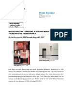Albers and Moholy-nagy Release