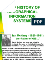 BRIEF HISTORY OF GEOGRAPHICAL INFORMATION SYSTEMS - PDF Free Download