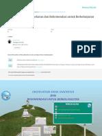 Observatori SDM Kesehatan dan Rekomendasi untuk Berkelanjutan
