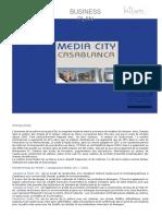 Media City business plan 2017-2