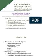 Digital Camera Casestudy