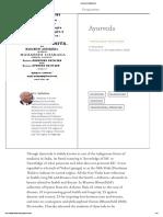 Ayurveda _ Sahapedia