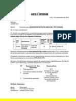 Cotización Roca CORAZA (1)