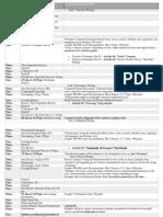 Lane_Comp I_Tentative Schedule