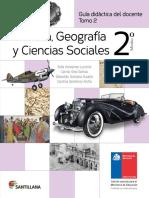 Historia - Geografía y Ciencias Sociales 2º medio - Guía didáctica del docente tomo 2.pdf