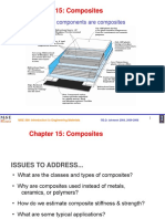 Material engineering  in composites