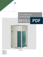 RXYQ-U EEDEN19 Data Books English
