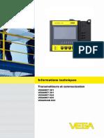 VEGA MET Transmetteurs-de-communication