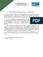 Release nº 218 - Polo gastronômico