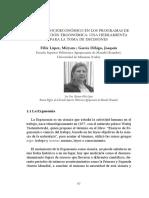 EL ÍNDICE SOCIOECONÓMICO EN LOS PROGRAMAS DE INTERVENCIÓN ERGONÓMICA