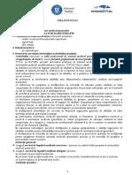 Fisa Post Asistent Medical Laborator Radioterapie