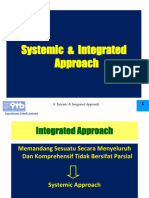 6. Sistemic & Integrated Approach