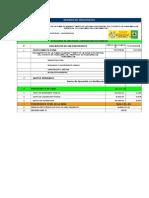 Resumen presupuesto REPLANTEADO 2019