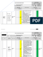 Risk Assessment for Testing and Commissioning of Electrical System