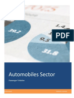 Automobile Sector short report 2019