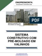 Sistema Construtivo Com Pré-moldado Em Valinhos
