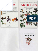 Identificacion de Arboles