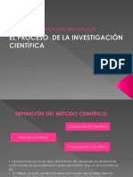Método Científico Cristina