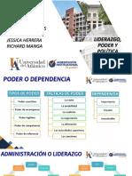 LIDERAZGO, PODER Y POLÍTICA.pptx