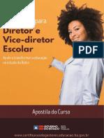 Apostila Certificação Bahia