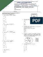 soal matematika 12 AK A21