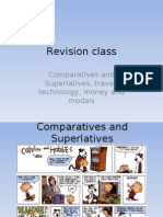 Revision Class 1 Comparatives and Superlatives Compatible