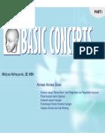 Part I - Basic Concept - Widiyas