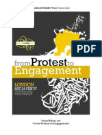 Yusuf Islam - From Protest to Engagement