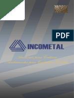 Incometal Catálogo Cortina Março 2019