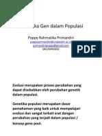 4 Dinamika Gen dalam Populasi
