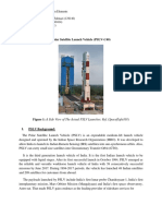 ESA381 PSLV-C40 Satellite Finalized