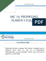 Unidad 3.2. Nic 16. Activos Fijos p54