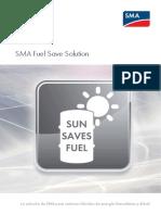 Pv Diesel Hybrid
