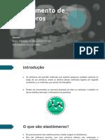 Processamento de Elastômeros