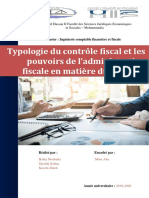 Contrôle fiscal Rapport.docx