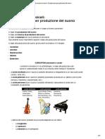 strumenti orchestra