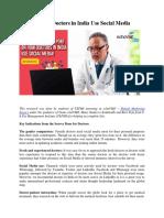 Survey - How Doctors in India Use Social Media-1.docx