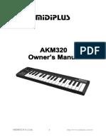 [MP]Manual Of AKM320_V0.3_130912A