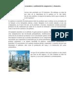 Usos e Impacto Economico y Ambiental de Compuestos y Elementos