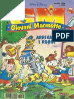 Giovani Marmotte 38