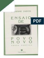Guilherme Zarvos - Ensaio de Povo Novo