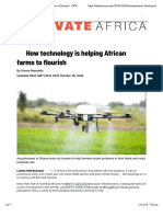 How smart technology is helping African farms to flourish - CNN.pdf